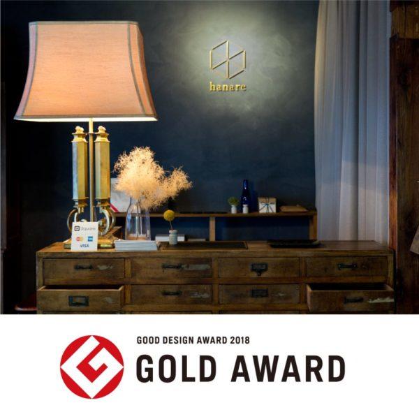 まちやど「hanare」がグッドデザイン金賞を受賞しました。 MACHIYADO